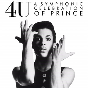 "4 U – A Symphonic Celebration of Prince -Curated, produced, and directed by Ahmir ""Questlove"" Thompson  with Jacksonville Rock Symphony Orchestra"