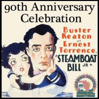 Florida Theatre's 90th Anniversary Celebration – Steamboat Bill Jr. presented by Haskell
