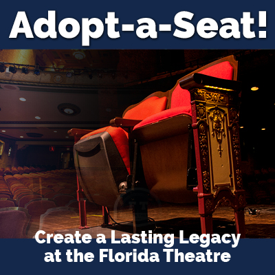 Adopt-a-Seat by November 9 and become a member of the Centennial Club
