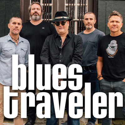 Blues Traveler – 30th Anniversary Tour