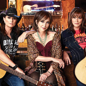 Terri Clark, Pam Tillis and Suzy Bogguss: Chicks With Hits Tour