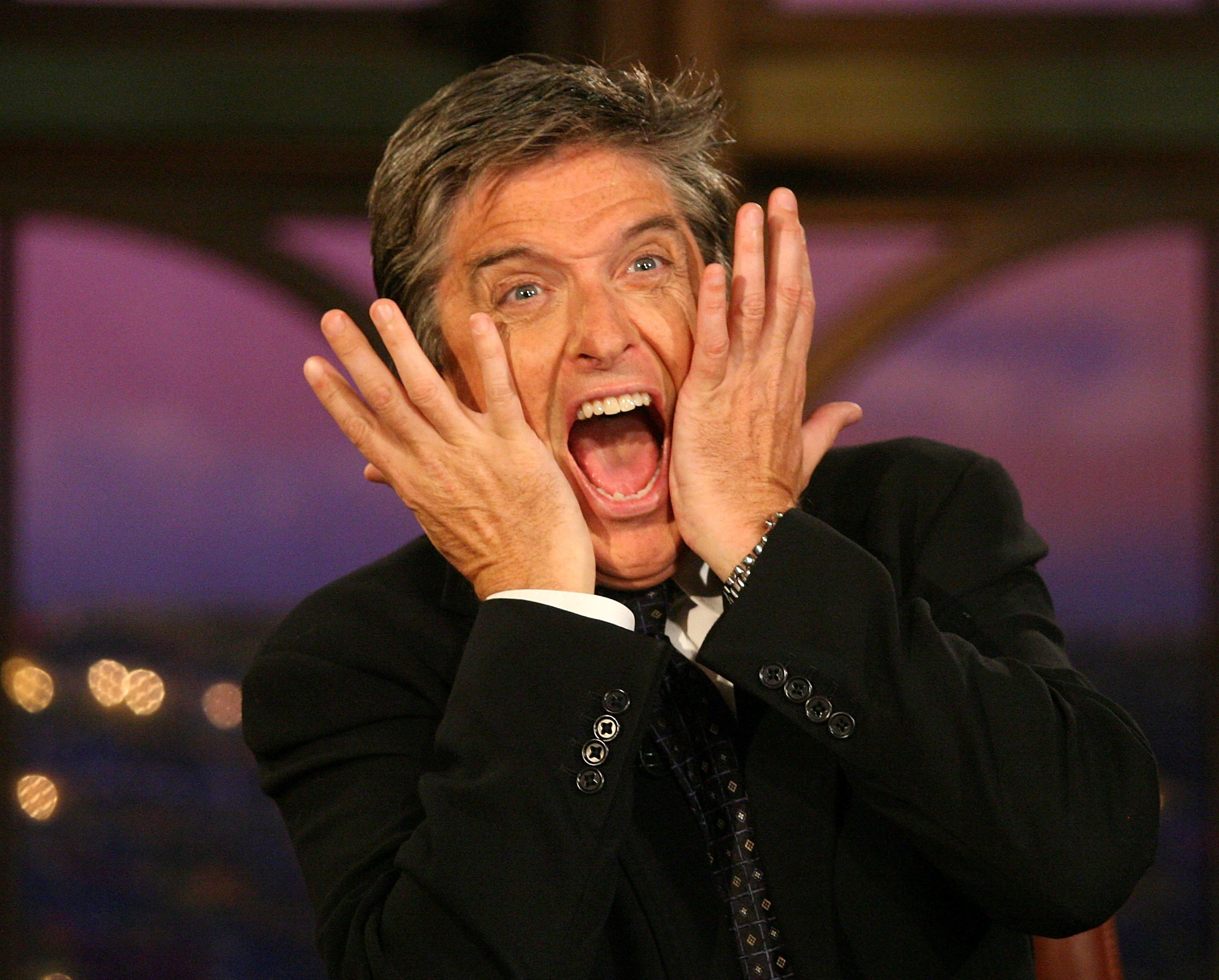 Craig Ferguson earned a 8.5 million dollar salary, leaving the net worth at 30 million in 2017