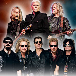 Dennis DeYoung- The Music of STYX and Night Ranger