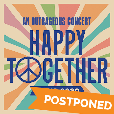 Happy Together Tour 2020 Rescheduled |  New Date June 3, 2021