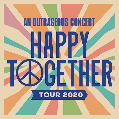 Happy Together Tour 2020 featuring The Turtles, Chuck Negron, The Association, Mark Lindsay, The Vogues and The Cowsills