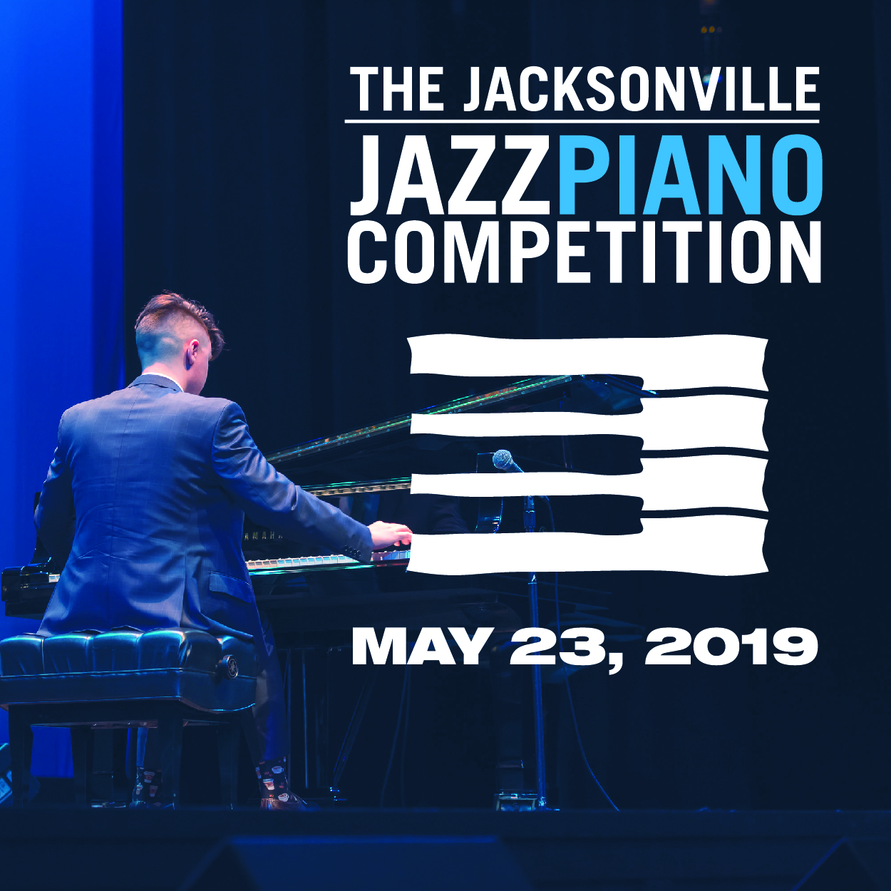 Jacksonville Jazz Piano Competition – Present by the City of Jacksonville and Keyboard Connection