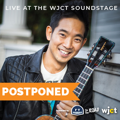Jake Shimabukuro at the WJCT SoundStage Rescheduled | New Date March 27, 2021