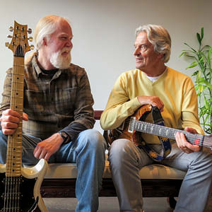 John McLaughlin and Jimmy Herring Meeting of the Spirits