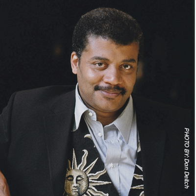 """An Evening with Neil DeGrasse Tyson : """"An Astrophysicist Goes to the Movies- The Sequel"""""""