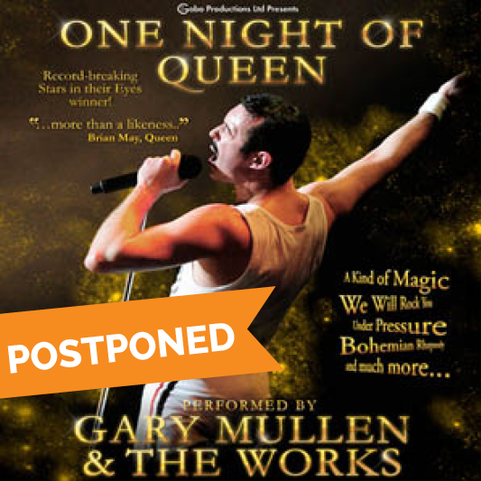 One Night of Queen on May 1 Rescheduled | New Date May 22, 2021