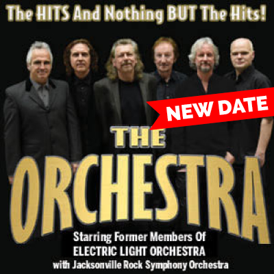 The Orchestra – An Evening of ELO's Greatest Hits starring members of Electric Light Orchestra and ELO Part II