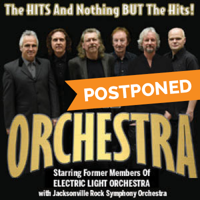Postponed – The Orchestra – An Evening of ELO's Greatest Hits!