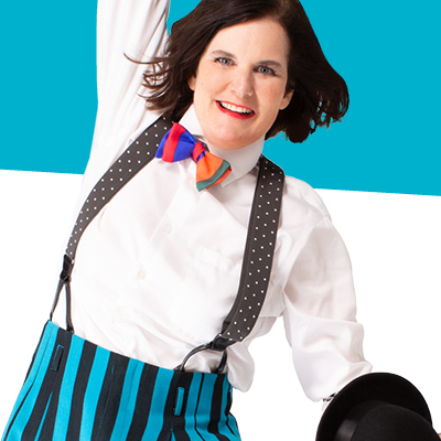 Paula Poundstone At The WJCT Soundstage