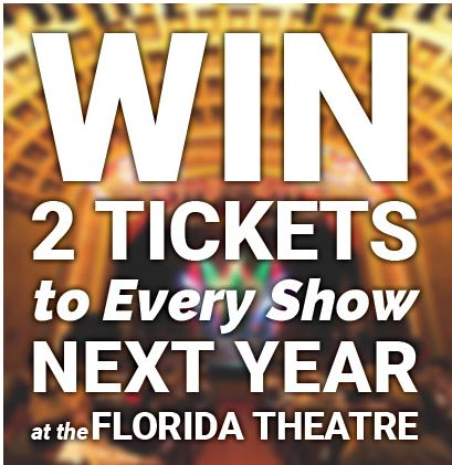 Win 2 Tickets to Every Show in 2019! New Year's Eve Drawing