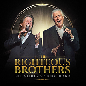 The Righteous Brothers: Bill Medley and Bucky Heard