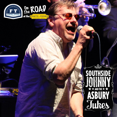 Southside Johnny & The Asbury Jukes at Ponte Vedra Concert Hall