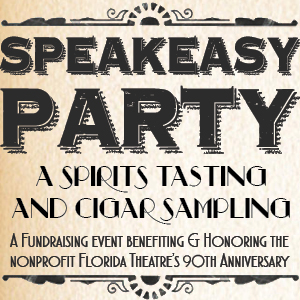 Speakeasy  – A Spirits Tasting and Cigar Sampling Party