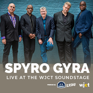 Spyro Gyra at the WJCT Soundstage