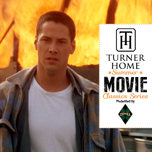 Turner Home Summer Movie Classics Series | Speed 25th Anniversary presented by Coppola Family Wines