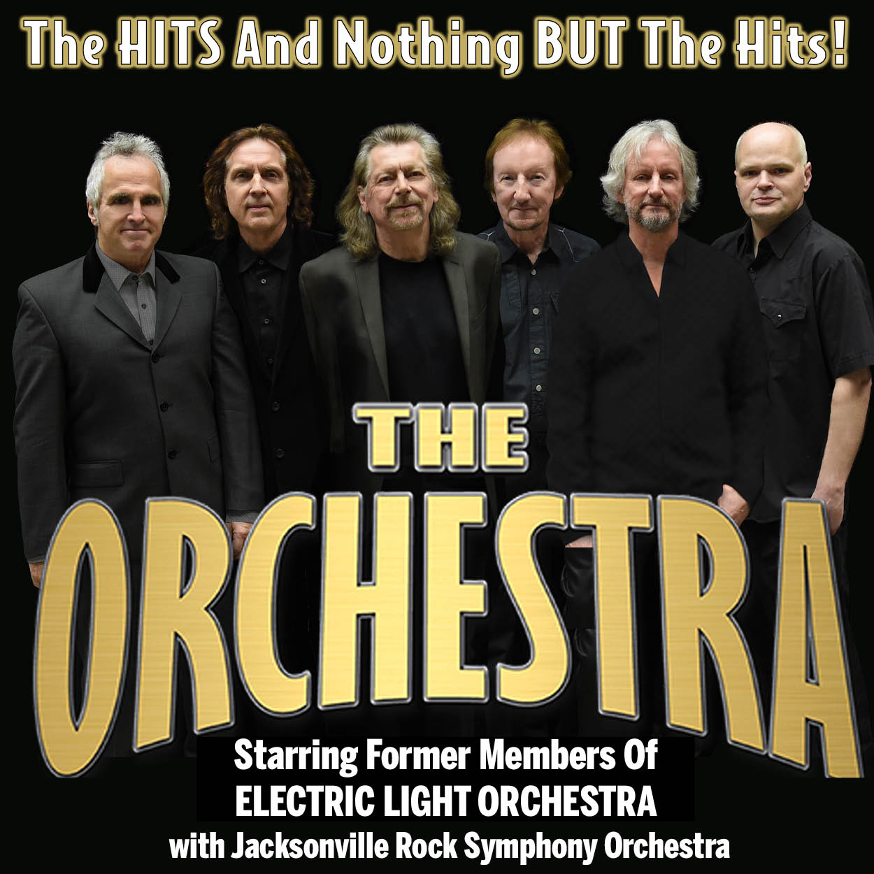 THE ORCHESTRA- An Evening of ELO's Greatest Hits with the  Jacksonville Rock Symphony Orchestra