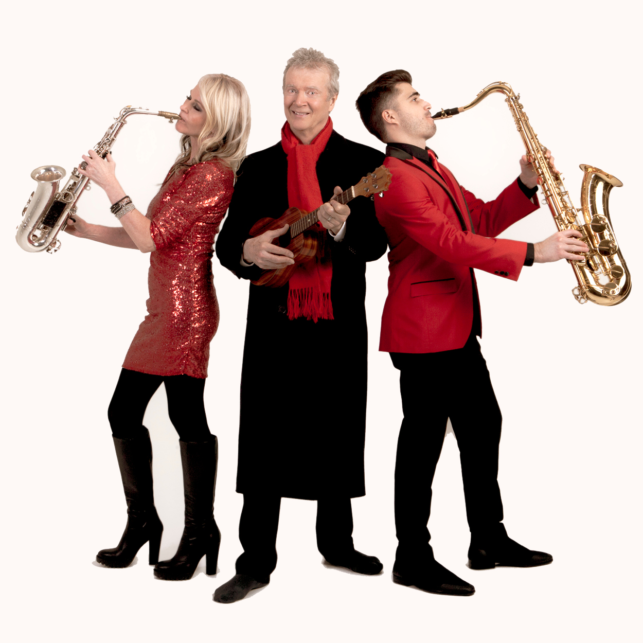 A Peter White Christmas featuring Mindi Abair and Vincent Ingala at the Ponte Vedra Concert Hall
