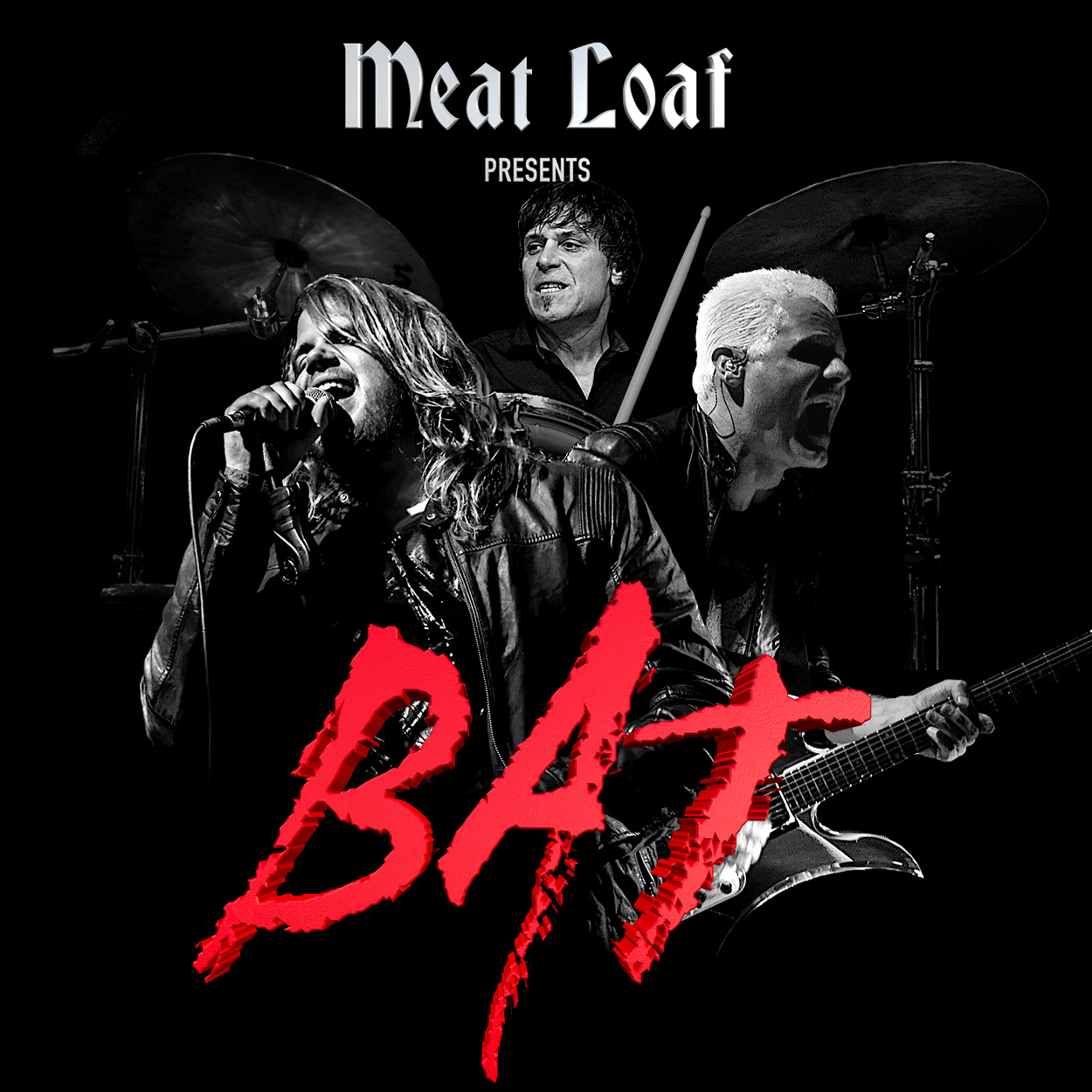 Meat Loaf presents BAT – The Music of Meat Loaf Performed by The Neverland Express + American Idol Winner Caleb Johnson
