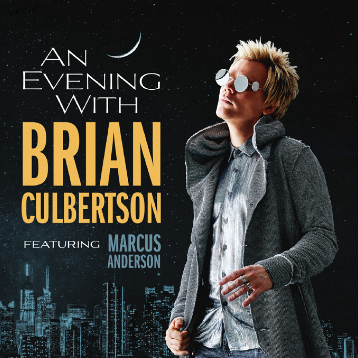An Evening With Brian Culbertson featuring Marcus Anderson