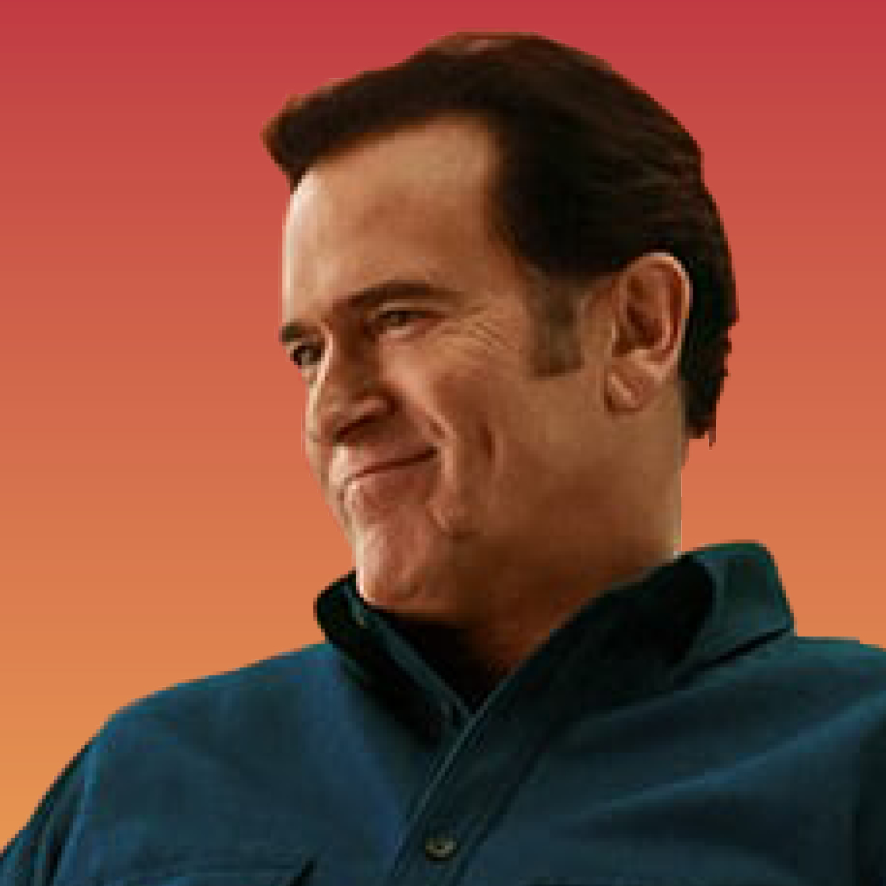 A Conversation With Bruce Campbell plus a screening of The Evil Dead