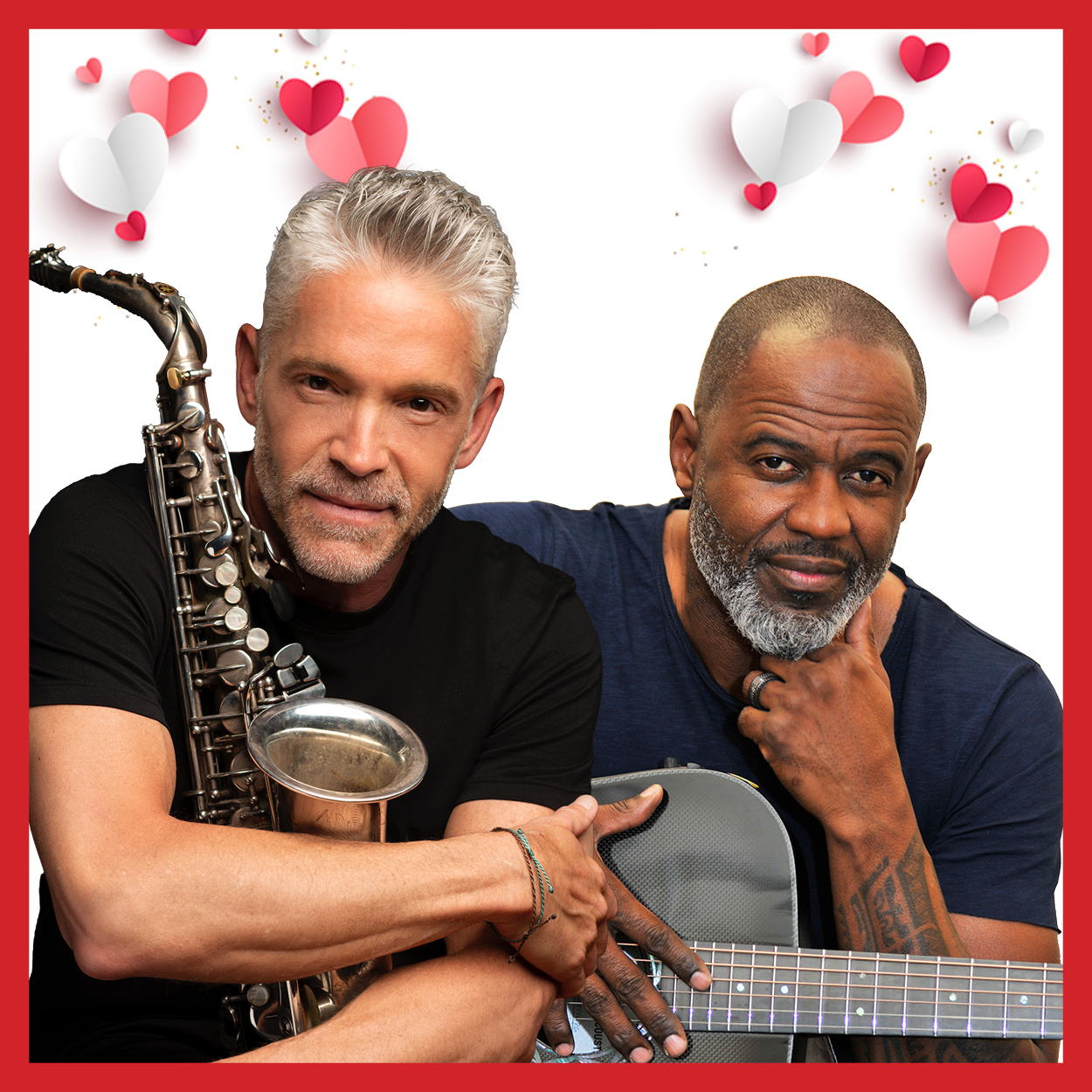 """A Romantic Night In"" with Dave Koz & Brian McKnight"