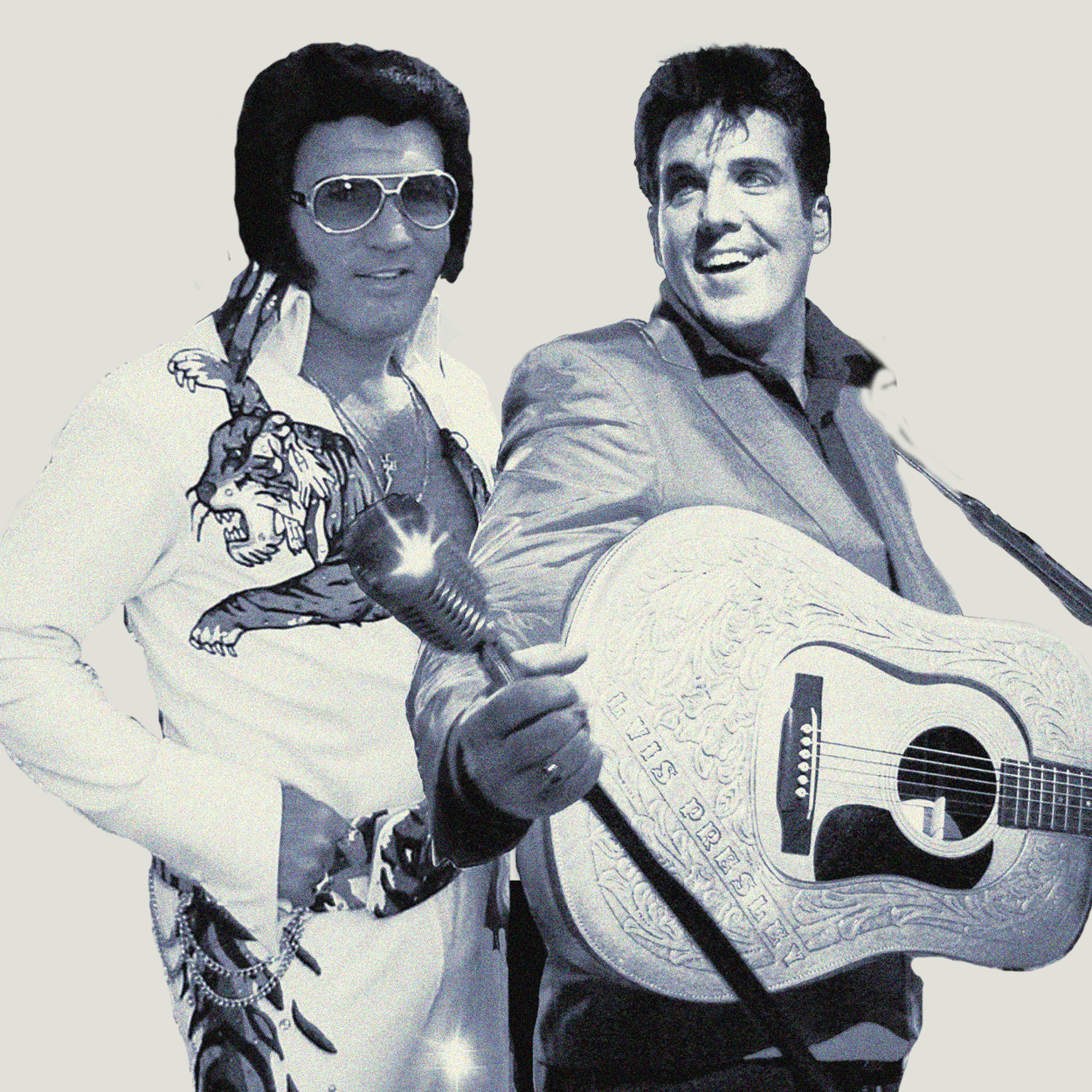 Elvis Birthday Bash starring Mike Albert, Scot Bruce and the Big E Band