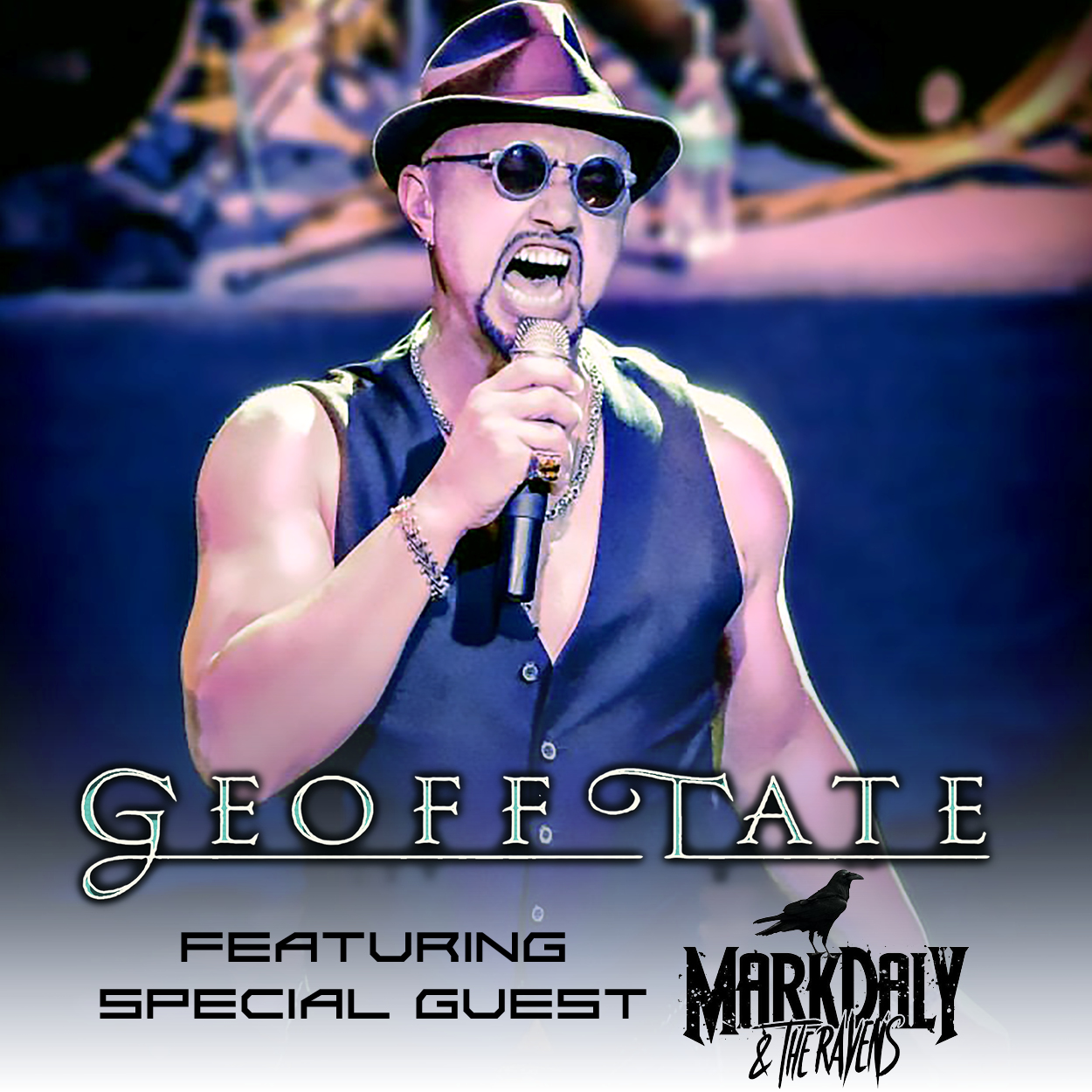 Geoff Tate – 30th Anniversary of Empire featuring special guests Mark Daly & The Ravens