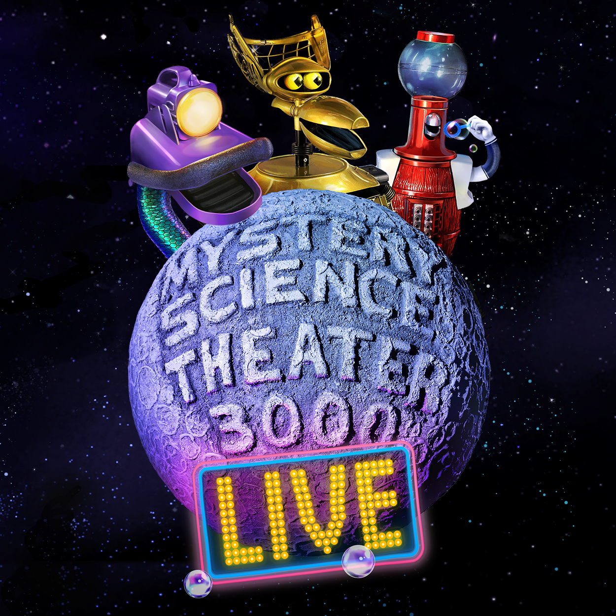 Mystery Science Theater 3000 Live: Time Bubble Tour