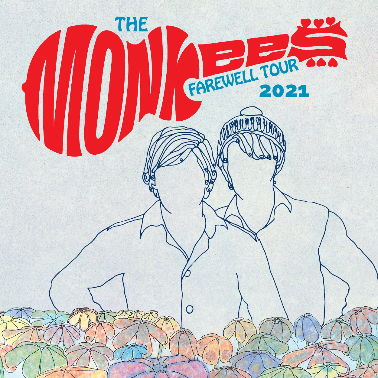 The Monkees: Farewell Tour with Michael Nesmith & Mickey Dolenz