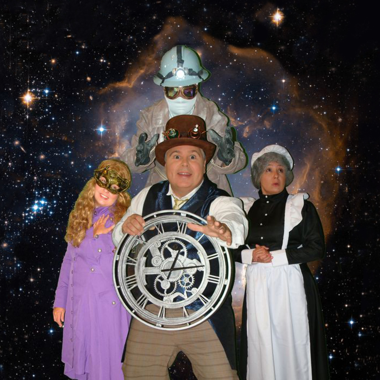 Theatreworks Free Summer Theatre Sponsored by CITI | The Time Machine