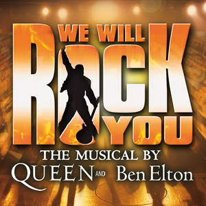 We Will Rock You – The Queen Musical