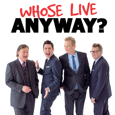 Whose Live Anyway? with Ryan Stiles, Greg Proops, Jeff B. Davis and Joel Murray