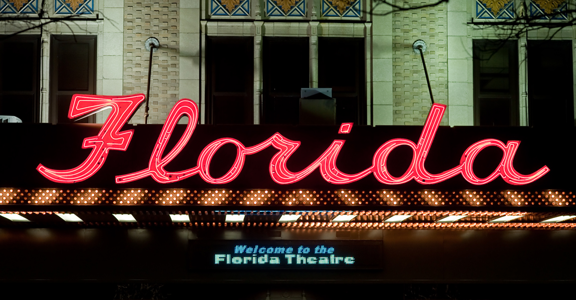 Florida Theatre The Official Ticketing Site For Events
